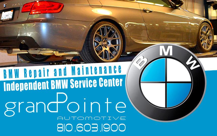 BMW Repair Service Maintenance - Bmw car maintenance signs