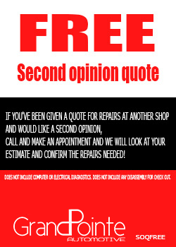 free second opinion on quoted auto repair flint mi